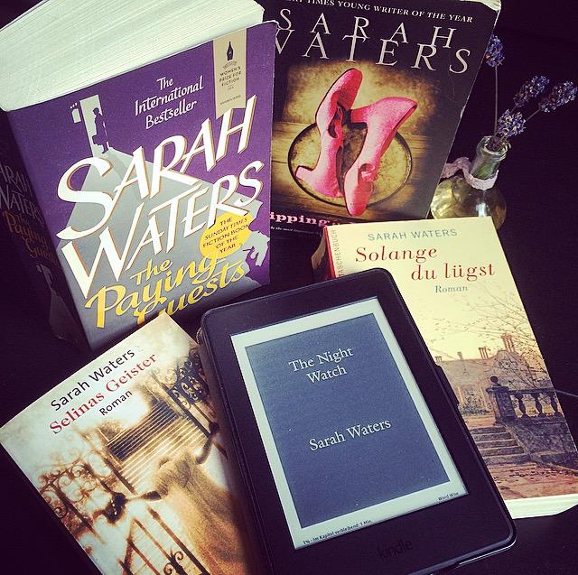 Lesbische Romane von Sarah Waters