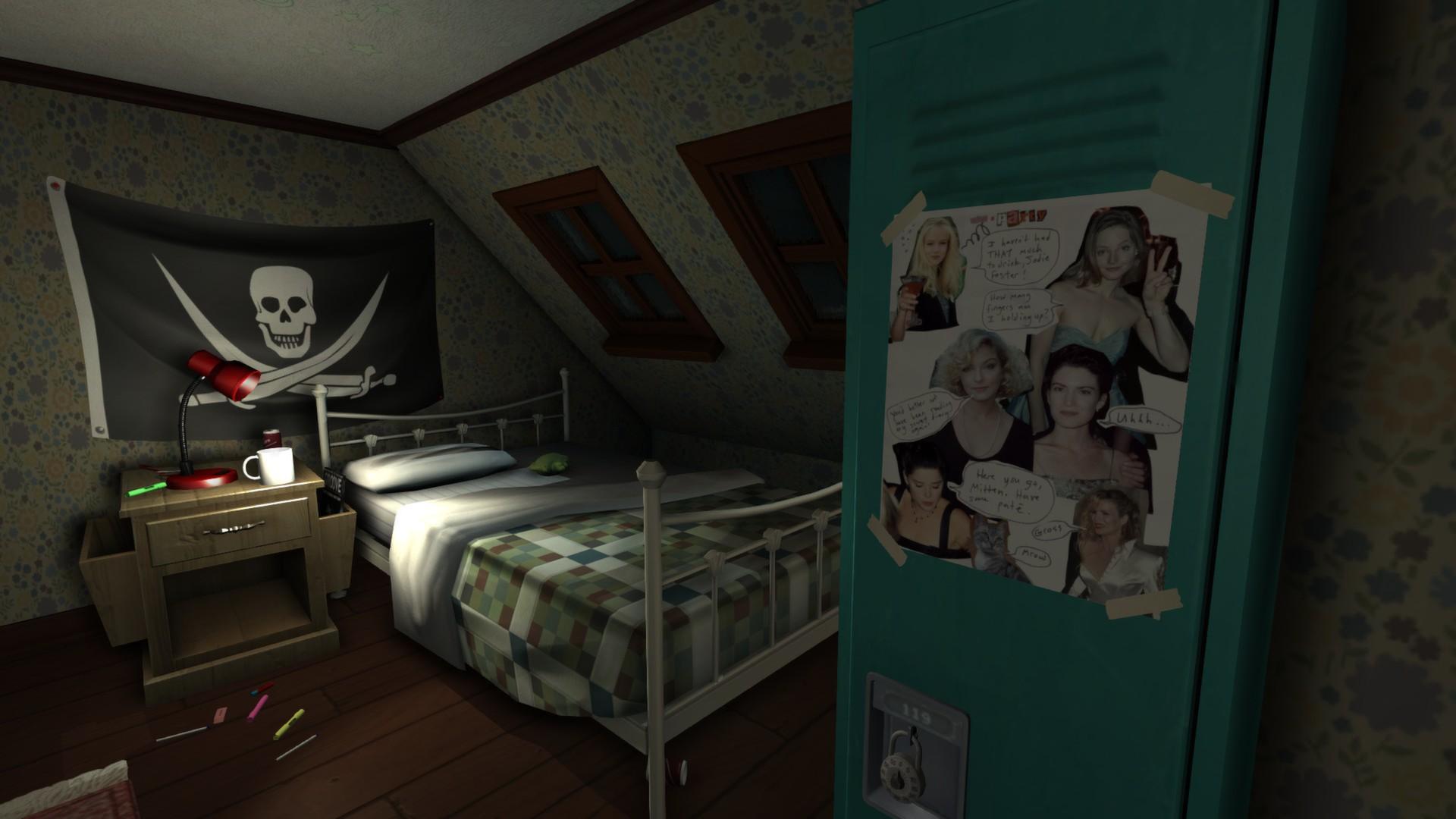 Videospiel Gone Home: Deine Schwester hegt eine lesbische Liebe