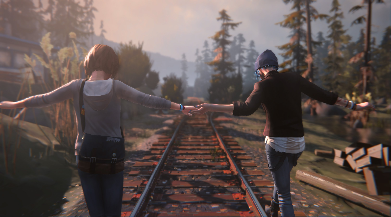 Liebe: Max und Chloe aus Life is Strange